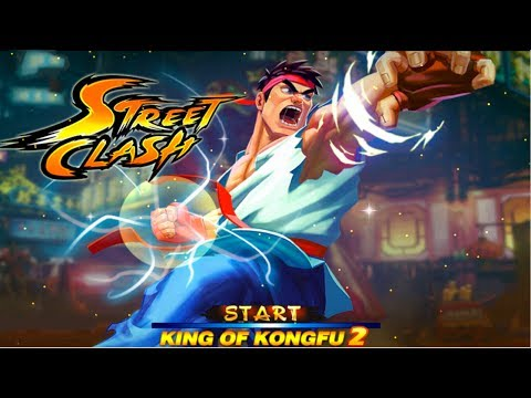 King Of Kungfu 2: Street Clash Android Gameplay ᴴᴰ
