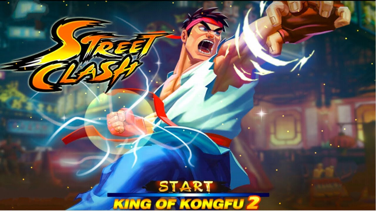 King Of Kungfu 2: Street Clash Android Gameplay u1d34u1d30