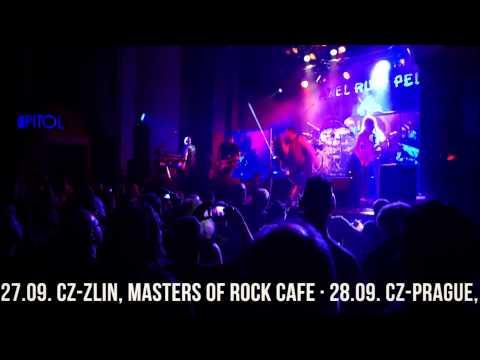 AXEL RUDI PELL - TOUR TEASER 2014