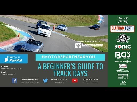 A Beginner's Guide To Track Days