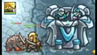 Kingdom Rush Origins - Dwaraman Gates, Veteran