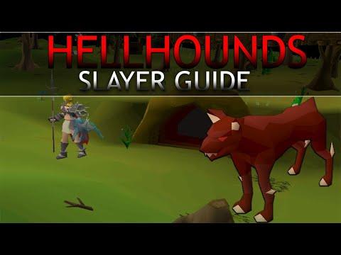 Hellhounds | Slayer Guide | OldSchool RuneScape!