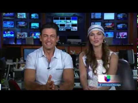 Fernando Colunga Y Blanca Soto 2014 12.03.14 - Blan...