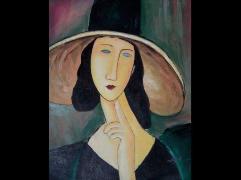 Amedeo Modigliani spiegato da Claudio Strinati