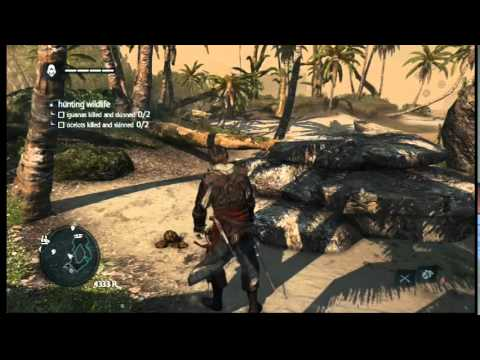 Assassin's Creed Black Flag # 10 sail to Abaco Island