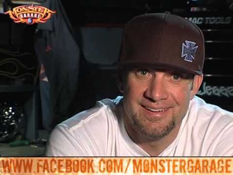 Monster garage how it all started youtube - Jesse james monster garage ...