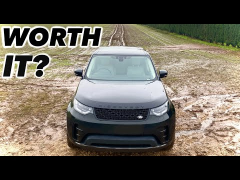 MY DISCOVERY 5 - The best family car? (HSE LUXURY full owner