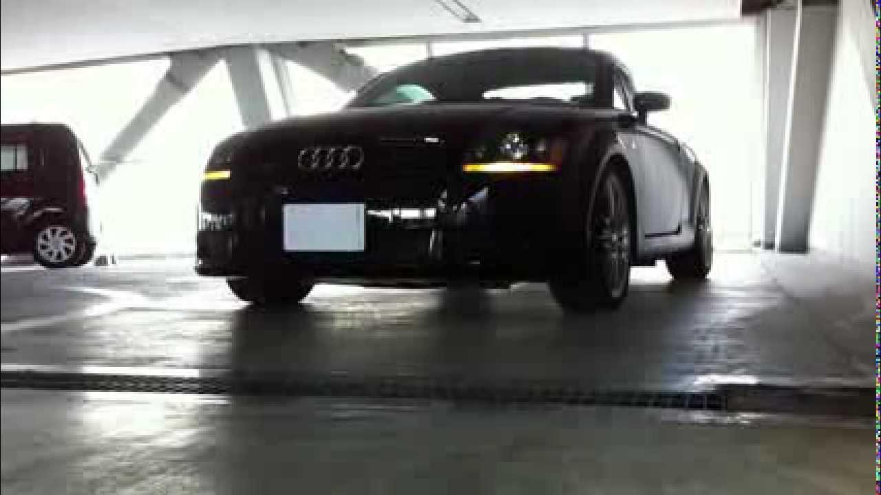 Audi Tt 8n Us Headlight Modifying That Turns Off Led Front