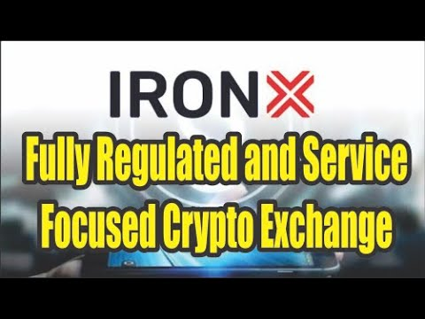 IRONX – Best in Crypto, Best in Trading, World-Class Exchange