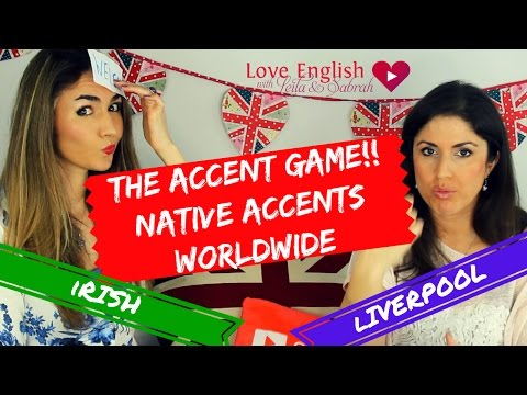 English Pronunciation Lesson :  Learn Native English Accents Worldwide