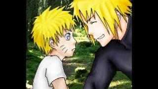 Far away- Naruto and Minato
