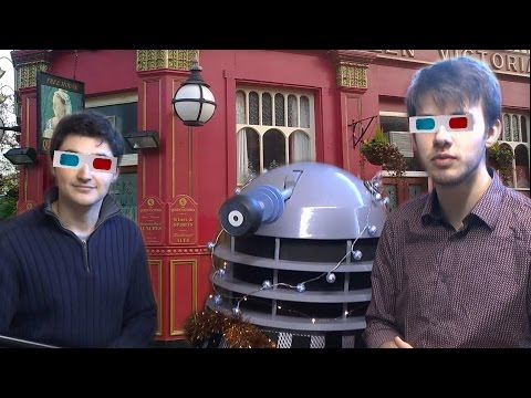 Doctor Who: Dimensions in Time - Review