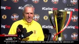 Amakhosi under pressure ahead of Carling Black Label Cup clash