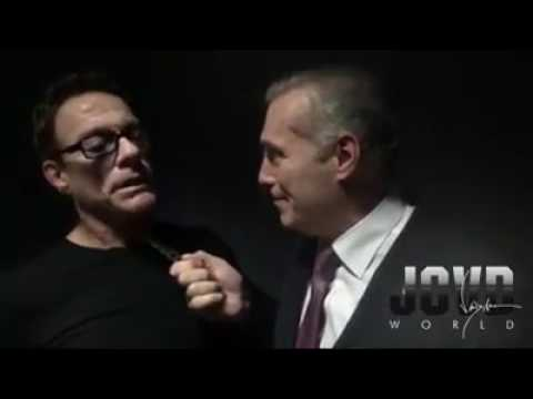 Black Water Movie P Jean Claude Van Damme &  Al Sapienza !