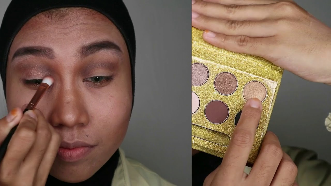 Makeup Glam Naturally By Lt Pro Eyeshadow Palette Youtube Eye Shadow