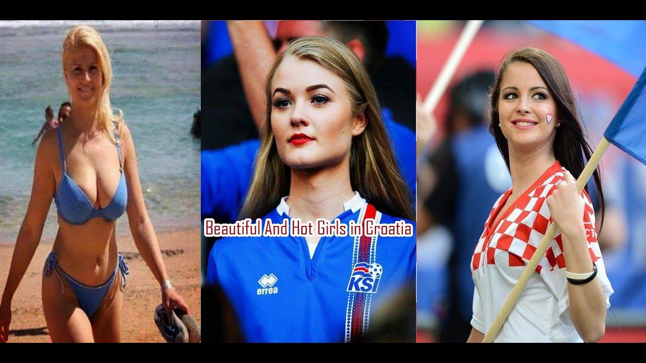 Croatian hot girls
