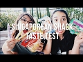 TASTING WEIRD SINGAPOREAN FOOD