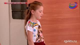 В свои 9 лет Милана Юсупова из села Бабаюрт уже совершила героический поступок