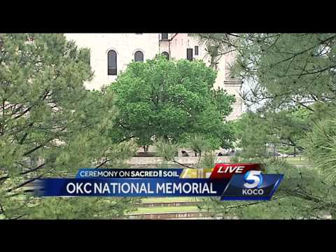 Ceremony on Sacred Soil: Oklahoma City remembers 21 years later