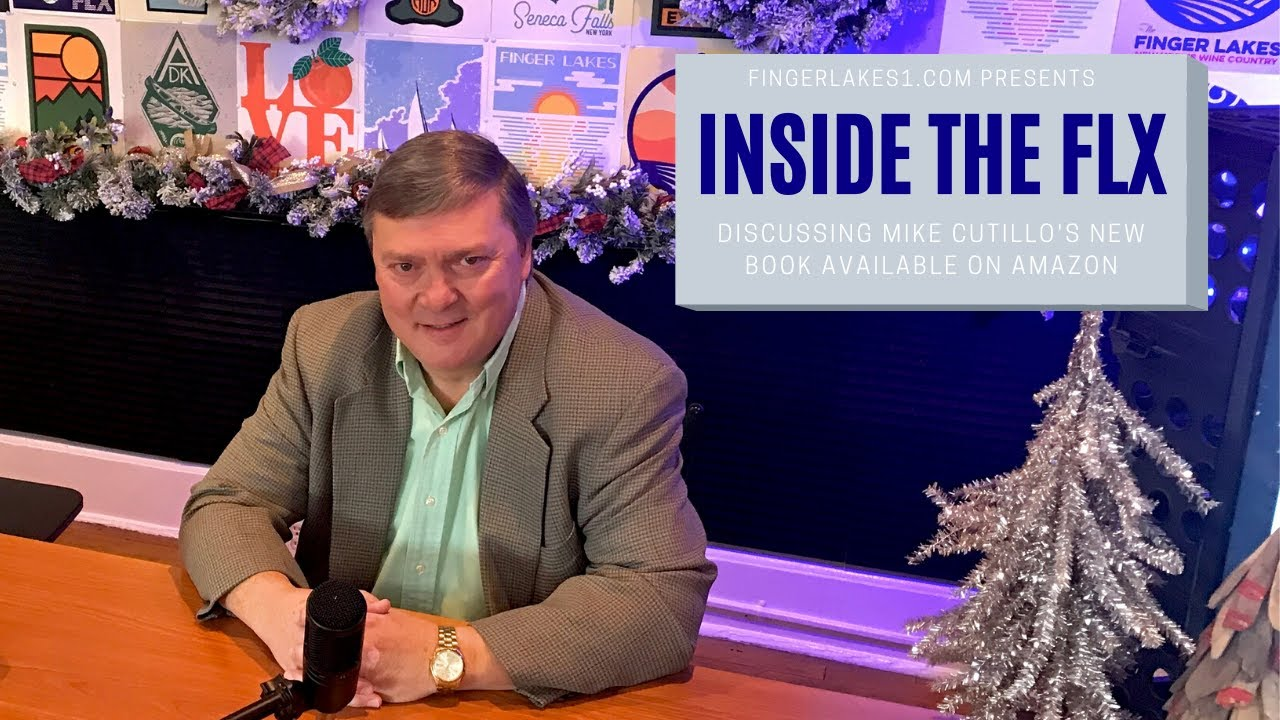 Mike Cutillo talks new book, his Italian-American life, and more .::. Inside the FLX 11/23/19