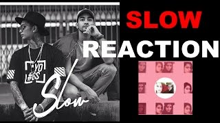 "Young Lex Ft. Gamaliel ""Slow"" - Reaction [ Hold"