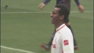 Olha como foi o primeiro gol de Jô pelo Nagoya Grampus em sua estréia (24/02/2018)