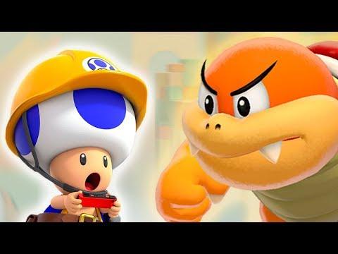Alpharad's Misleading Mario Maker Levels