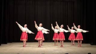 Веселка,  Плескач - Ukrainian Dance