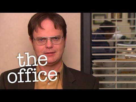Dwight's Secret Message  - The Office US