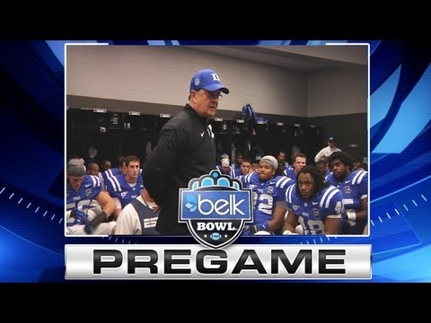 Duke Coach Cutcliffe's Rousing Speech - YouTube