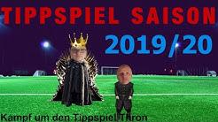 Bundesliga 2019/20 Tippspiel [34. Spieltag]