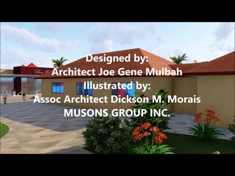 MUSONS Group Transforming Liberia Through Its Architectural Designs - Watch Video