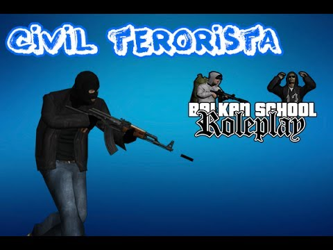 Civil terorista - SAMP RolePlay