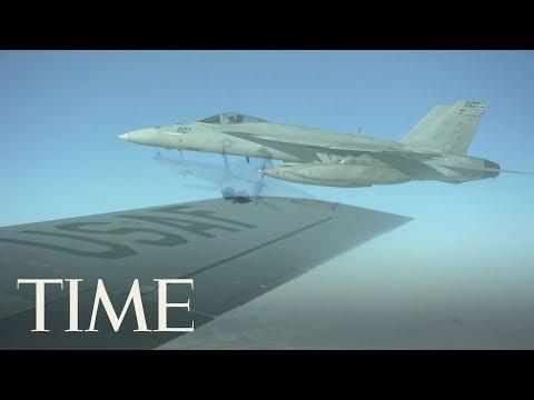 1 Dead, 5 Missing After 2 U.S. Warplanes Collided Off Japan | TIME