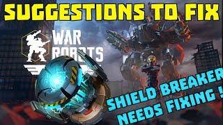 Shield breaker videos / InfiniTube