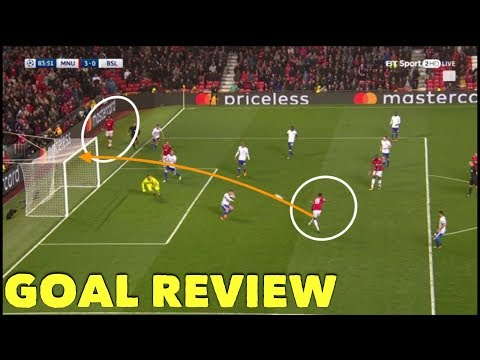 Manchester United 3-0 FC Basel GOAL Review - Fellaini, Lukaku, Rashford