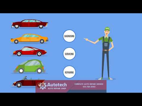 Auto Repair Riverside CA 92507 AutoTech Service