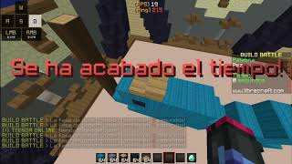 HORA DE IMAGINAR  | BUILD BATTLE.
