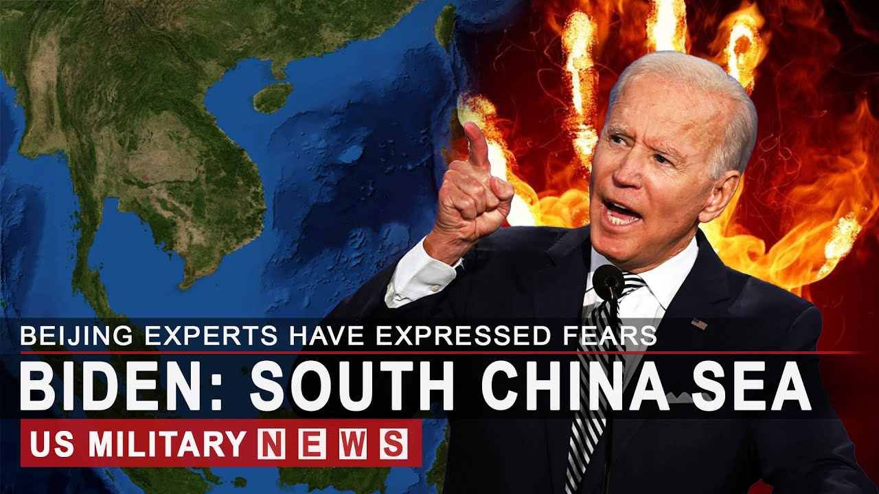 Joe Biden ally warns US must be able to 'sink all' Chinese ships in South China Sea