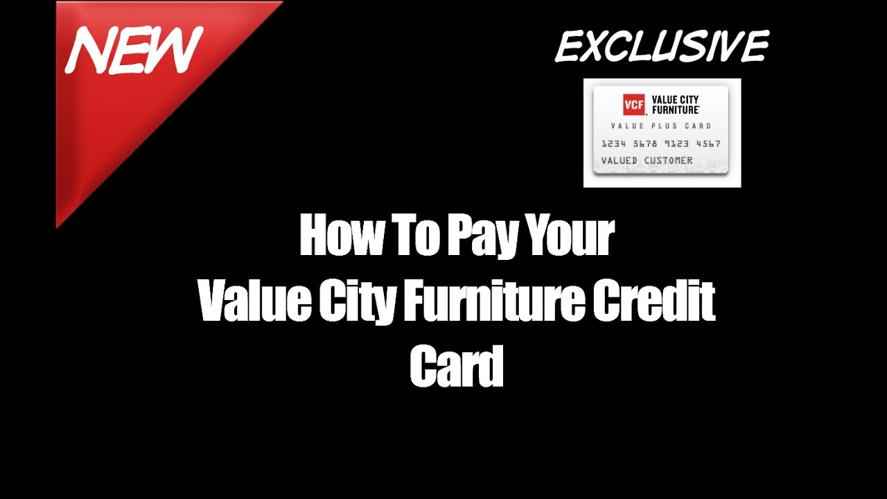 Bobs Furniture Credit Card Login Letterjdi Org