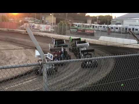 Delta Speedway 8/31/19 Restricted Heat