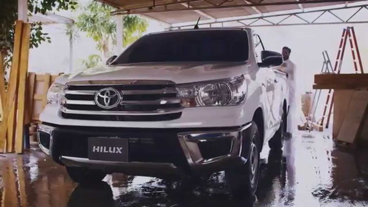 More About Hilux 2016 Youtube