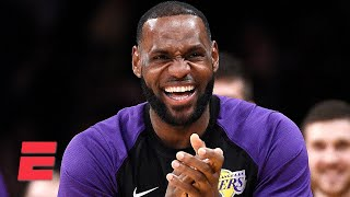Breaking down LeBron James' 2-year, $85M extension with the Lakers   KJZ