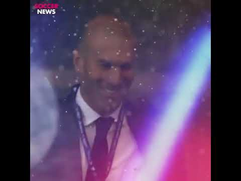 Zinedine Zidane deserves more credit for making Real Madrid C.F. the best team in the world again 🏆