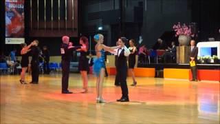 Marten & Roosmarijn Noord Nederlands Kampioenschap 2015