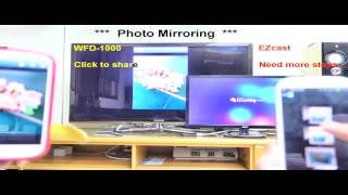 Video EZcast Demo v s  WFD 1000 download MP3, 3GP, MP4, WEBM, AVI, FLV November 2018
