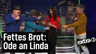 """Extra 3""-Night Live: Fettes Brot – I love you Señorita Zervakis"