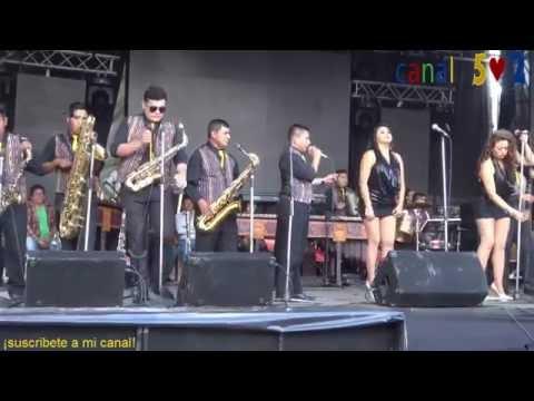 checha y su india maya concierto en san francisco el alto 2016