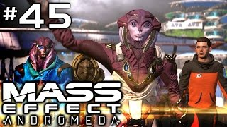 THE RETURN - Mass Effect Andromeda PC Playthrough Part 45