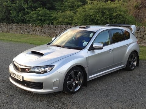 Subaru STI 330s for sale £13,500 - YouTube